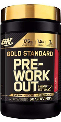 best pre workout for women:
