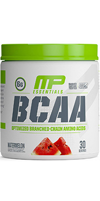 BCAA powder: