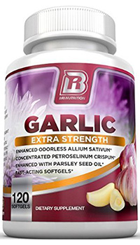 best garlic supplements: