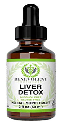 Organic Liver Cleanser Drop with Great Taste