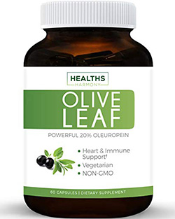Olive Reinforces Cardiovascular Health