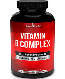 Contains Every B-Vitamin