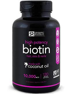 Top 10 Hair Growth Supplements (Sep  2019) – Reviews and