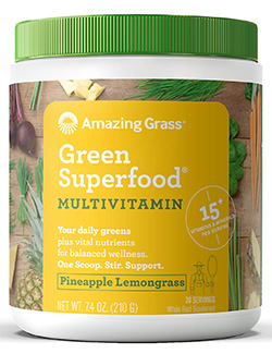 best multivitamin for women: the best multivitamin powder for women