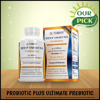Probiotic Supplements Top Pick