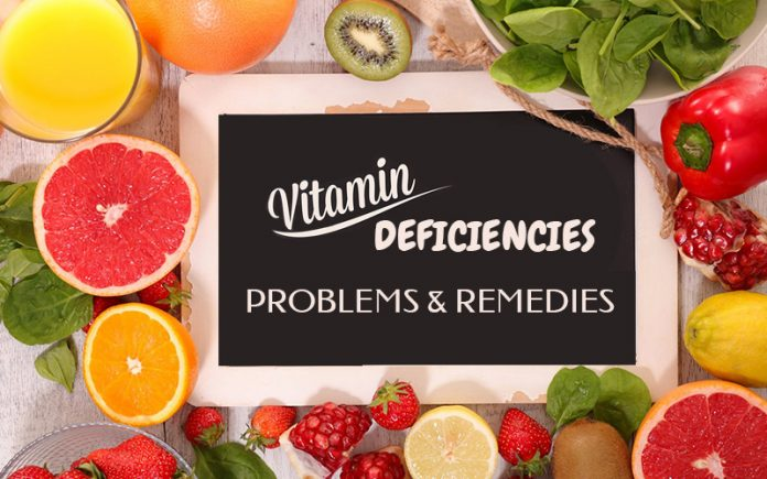 vitamin deficiency test: Signs Of Vitamin Deficiencies And What To Do Next