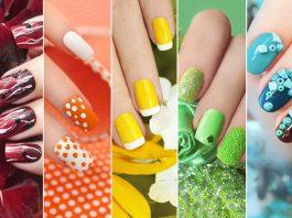 simple nail art: Simple Nail Art Tips And Tricks To Have Beautiful Nails!