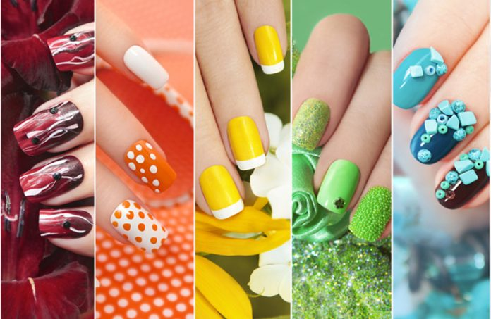simple nail art: Simple Nail Art Tips And Tricks To Have Beautiful Nails!