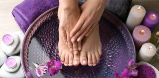 spa pedicure: How To Get Spa Quality Pedicures At Home