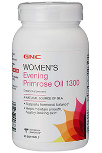 best quality evening primrose oil: Women's Evening Primrose Oil- 90 Capsules by GNC