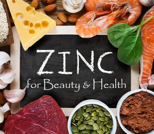 zinc benefits for skin: Benefits of Zinc for Beauty And Health