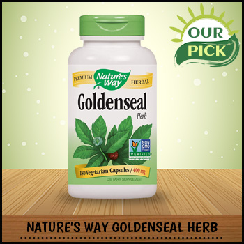 Goldenseal Supplement