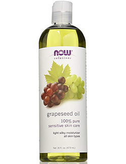 best grapeseed oil: NOW Grape Seed Oil