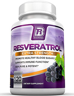 best grapeseed oil: BRI Nutrition Resveratrol