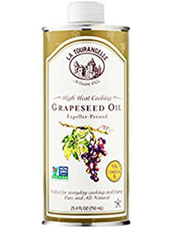 best grapeseed oil: La Tourangelle Grapeseed Oil