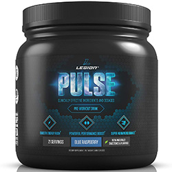 Pre Workout Supplement by Legion Pulse