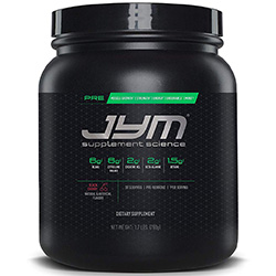 JYM Supplement Science, JYM Pre Workout