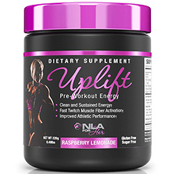 NLA for Her - Uplift - Pre-Workout Energy