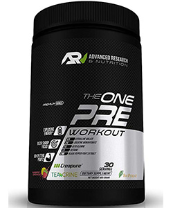 ARN The ONE Pre Workout Supplement by Advanced Research & Nutrition