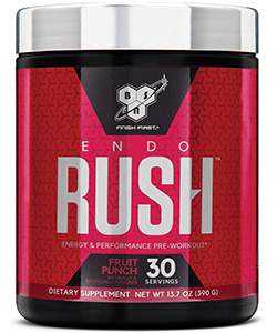 BSN Endorush Pre-workout Powder with Creatine