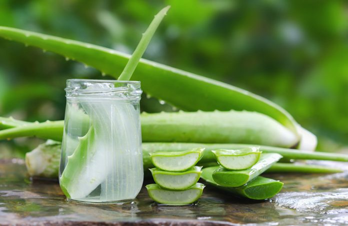 aloe vera gel ingredients