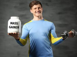 does mass gainer work: