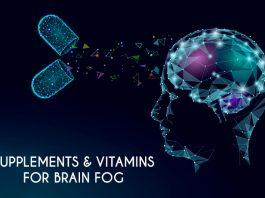 Supplements & Vitamins for Brain Fog