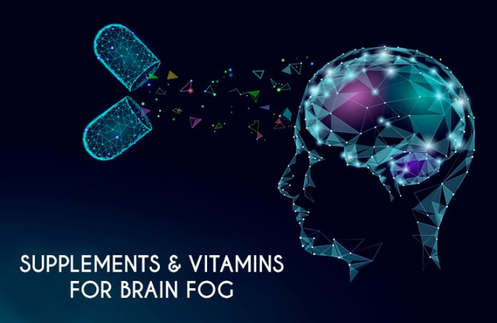 Supplements & Vitamins for Brain Fog