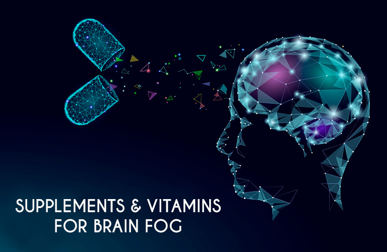 15 Supplements & Vitamins for Brain Fog: Time to Cure Your