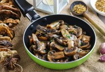 vegan mushroom recipes: Mouthwatering Vegan Mushroom Recipes