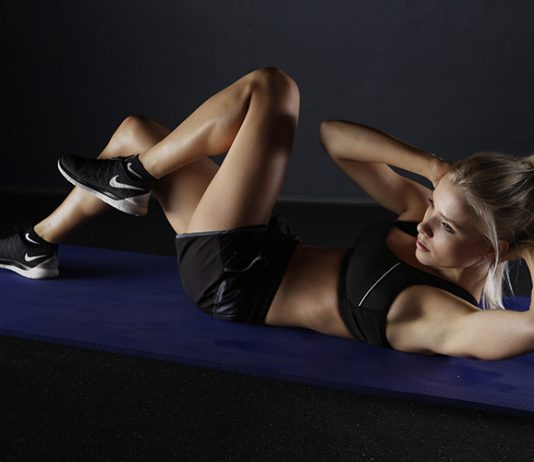 home exercise program: