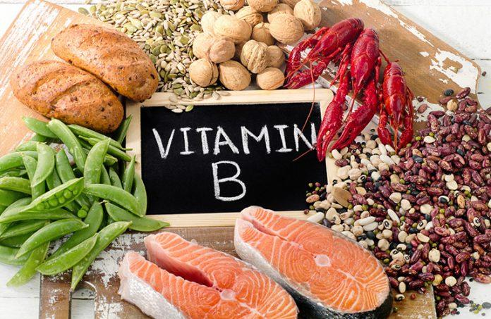 vitamin b complex: