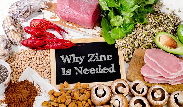 Top 10 Zinc-rich Veget...
