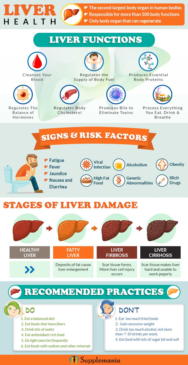 Liver Health Guidelines