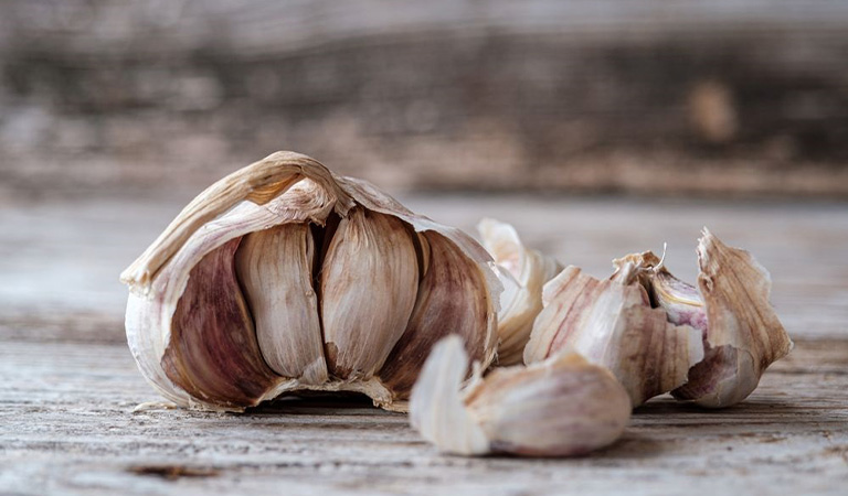 Rotten Garlic