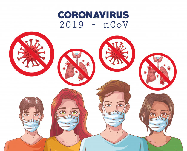 Possible health complications of coronavirus